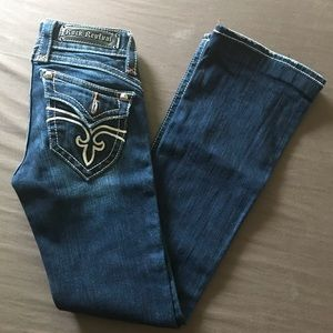 Rock Revival Stephanie Boot Jeans